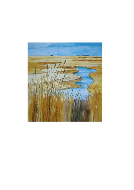Blakeney marshes 2